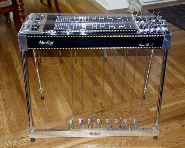 doug jernigan pedal steel guitar for sale. Black Bedroom Furniture Sets. Home Design Ideas